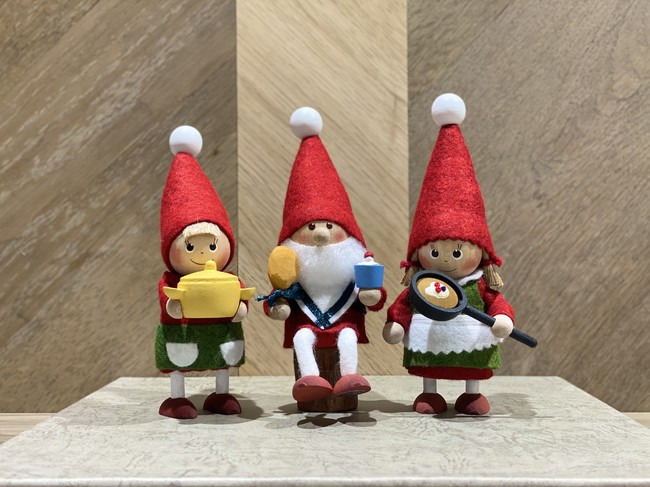 伊勢丹新宿店のクリスマス