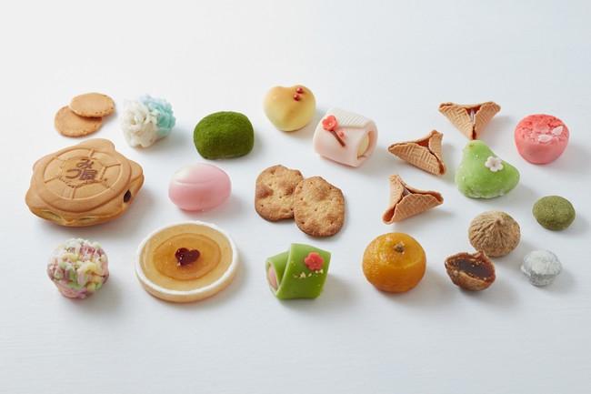 【銀座三越】「本和菓衆×和菓子のアン」