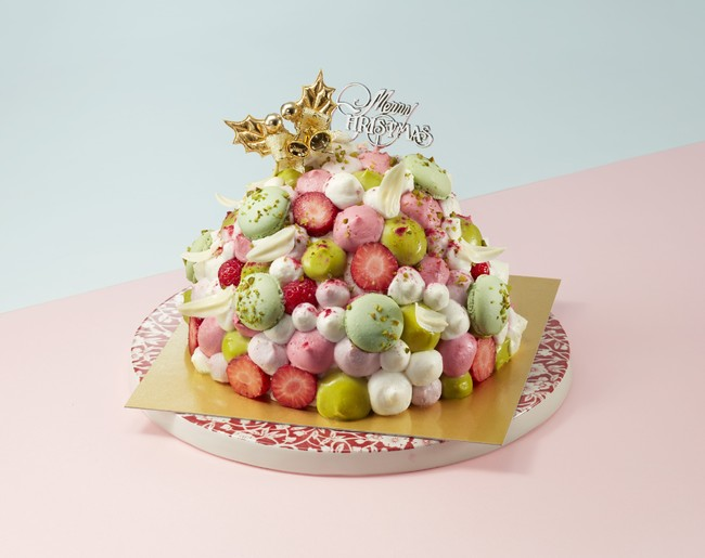 【小田急百貨店新宿店】「クリスマスケーキ」