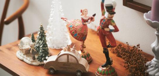 【銀座三越】クリスマスデコレーション
