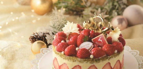 京王のクリスマスケーキ