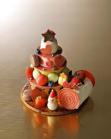 【大丸松坂屋】クリスマスケーキ」