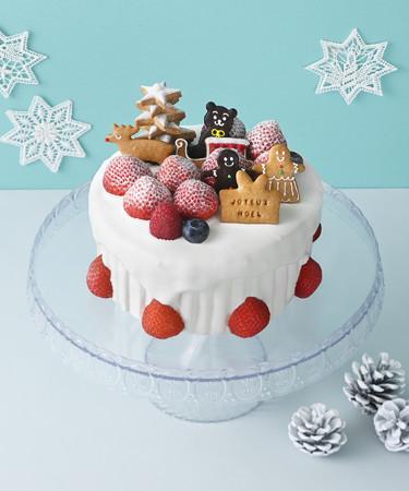日本橋三越本店のクリスマスケーキ